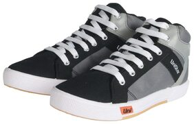 Unistar Men Grey Sneakers Shoes