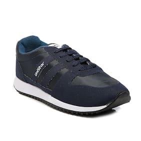 Unistar Jogging/Walking Shoes (033-Blue  Size-9)