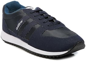 Unistar Men Walking Shoes ( Blue )