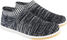 Men Grey Classic Sneakers