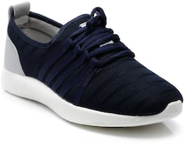 Unistar Walking Shoes;Nepal_054-L.Grey-Navy