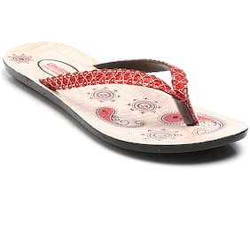 Unistar Women's Synthetic Fashion Slippers