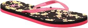 United Colors Of Benetton Women'S Flip Flop Black-8