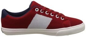 United Colors Of Benetton Women Red Sneakers