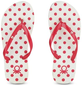 United Colors Of Benetton Women Pink Sandals