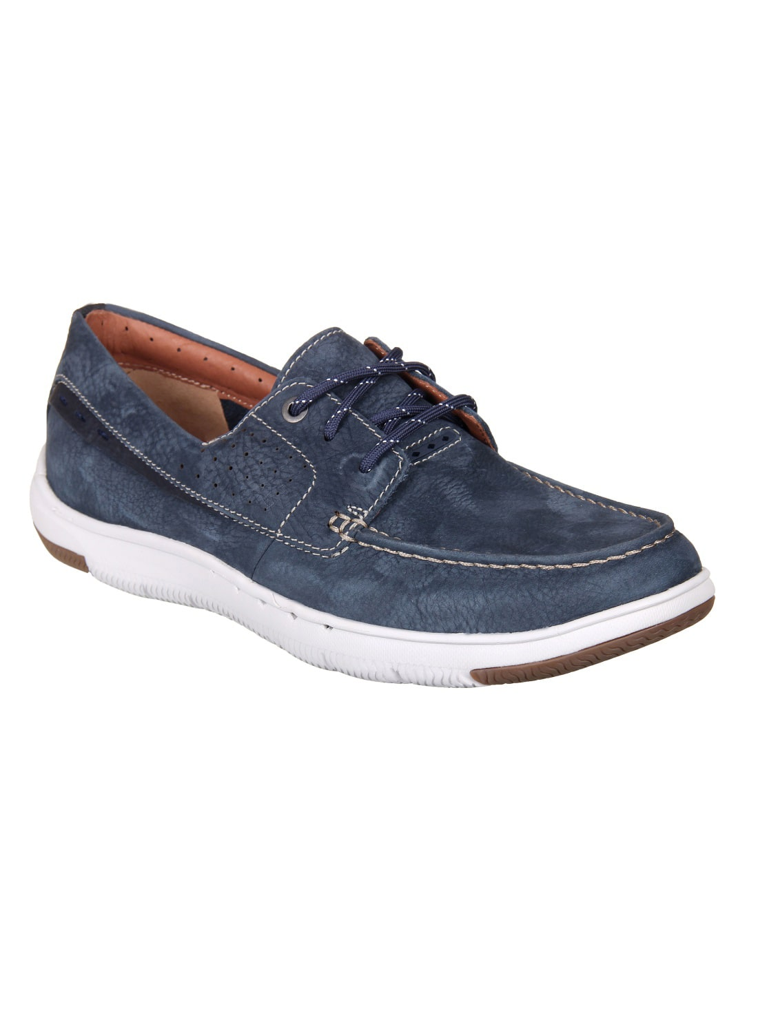 0d79b619066 Buy Clarks Men Blue Casual Shoes - 91261242497 Online at Low Prices ...