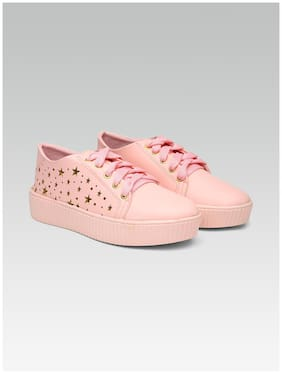 V2 Women Pink Casual Shoes