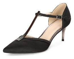 Van Heusen Black Heels