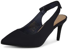 Van Heusen Women Navy Blue Pumps