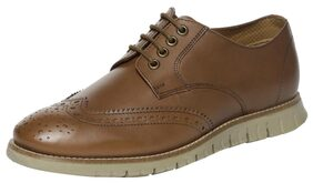 Van Heusen Men Brown Formal Shoes - Vdmms00663