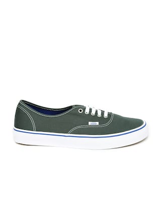 1c5342445f9ccf Buy Vans Men Green Casual Shoes Online at Low Prices in India ...