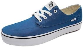 Vans Men Blue Sneakers