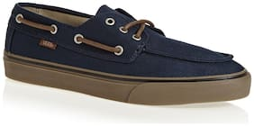 Vans Men Blue Casual Shoes - Vn0a3mubfs11