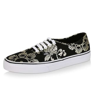 4b1b8be6b2a Buy Vans Women Black Casual Shoes Online at Low Prices in India ...