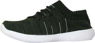 vasaca Men Green Casual Shoes - VCM-101