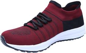 vasaca Men Maroon Casual Shoes - VCM-203