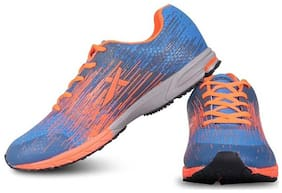 Vector X RS-7020 Running Shoes (Blue-Orange) (8)