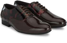 VELLINTO Men Red Casual Shoes - ART_CA132