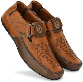 Vellinto Men Leather Sandals