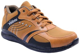 VELLINTO Men Tan Casual Shoes - CAUAL SHOE - ART_CA103T_6