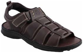 Ventoland Men Brown Sandals