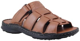 Ventoland Men Tan Sandals