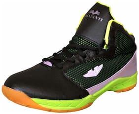 Vijayanti BB09 Black Basketball Shoes