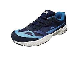 Vijayanti Men Blue Running Shoes