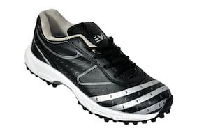 Vijayanti Men Black Hockey Shoes