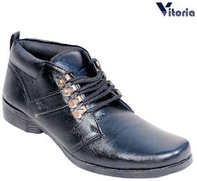 Vitoria Men's Black Boot