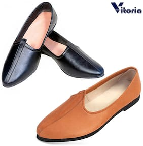Vitoria Unisex Tan Ethnic
