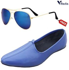 Vitoria Unisex Blue Jutti
