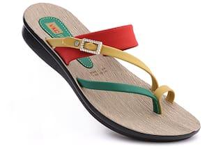 4d7a49780d54 Buy VKC Pride Women Multi Sandals Online at Low Prices in India ...