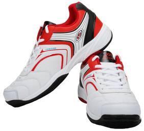Vostro Men White Running Shoes