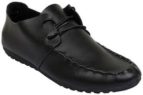Vostro Men Black Running Shoes