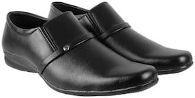 Walkway Men Black Formal Shoes
