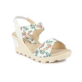 Wedges Women White Digni
