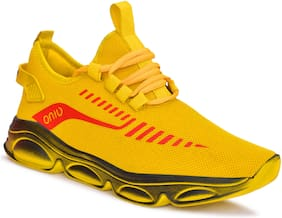 Weiler Men's Yellow Casual Shoes