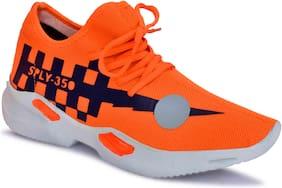 Weiler Men Orange Casual Shoes