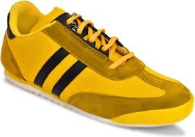 Weiler Men Yellow Casual Shoes