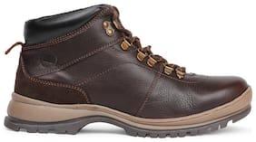 WEINBRENNER Men's Brown Ankle Boots