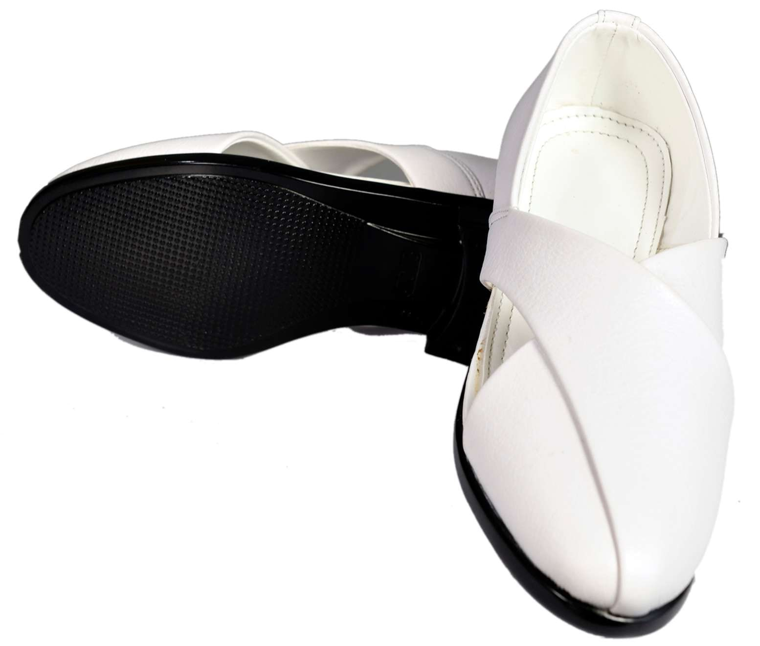 50a24c07f67b Buy SIM STYLE Men White Sandals   Floaters Online at Low Prices in India -  Paytmmall.com