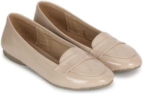 Wika Beige Bellies For Women