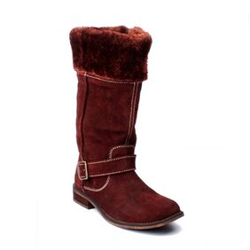 Willywinkies Brown Boots (Size-40)