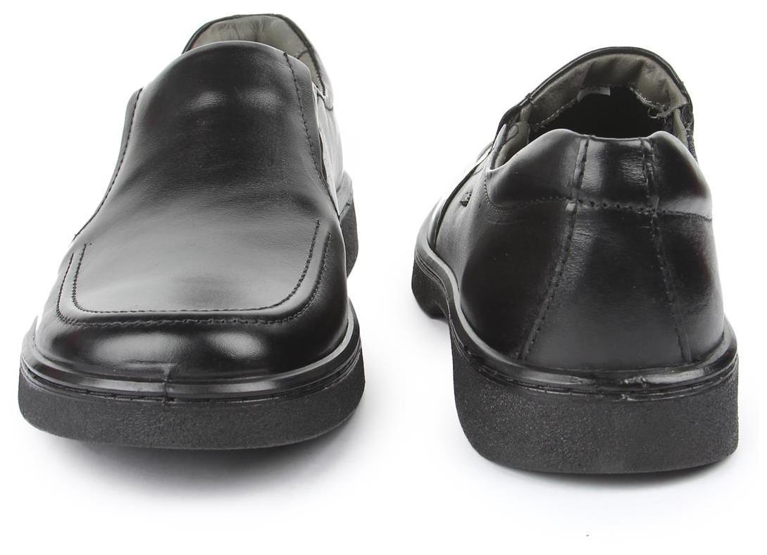 liberty windsor men's black formal shoes