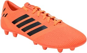 Winsome Deal Men Football Shoes ( Orange )