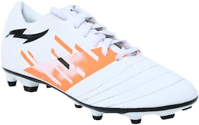 Winsome Deal Men Football Shoes ( White )