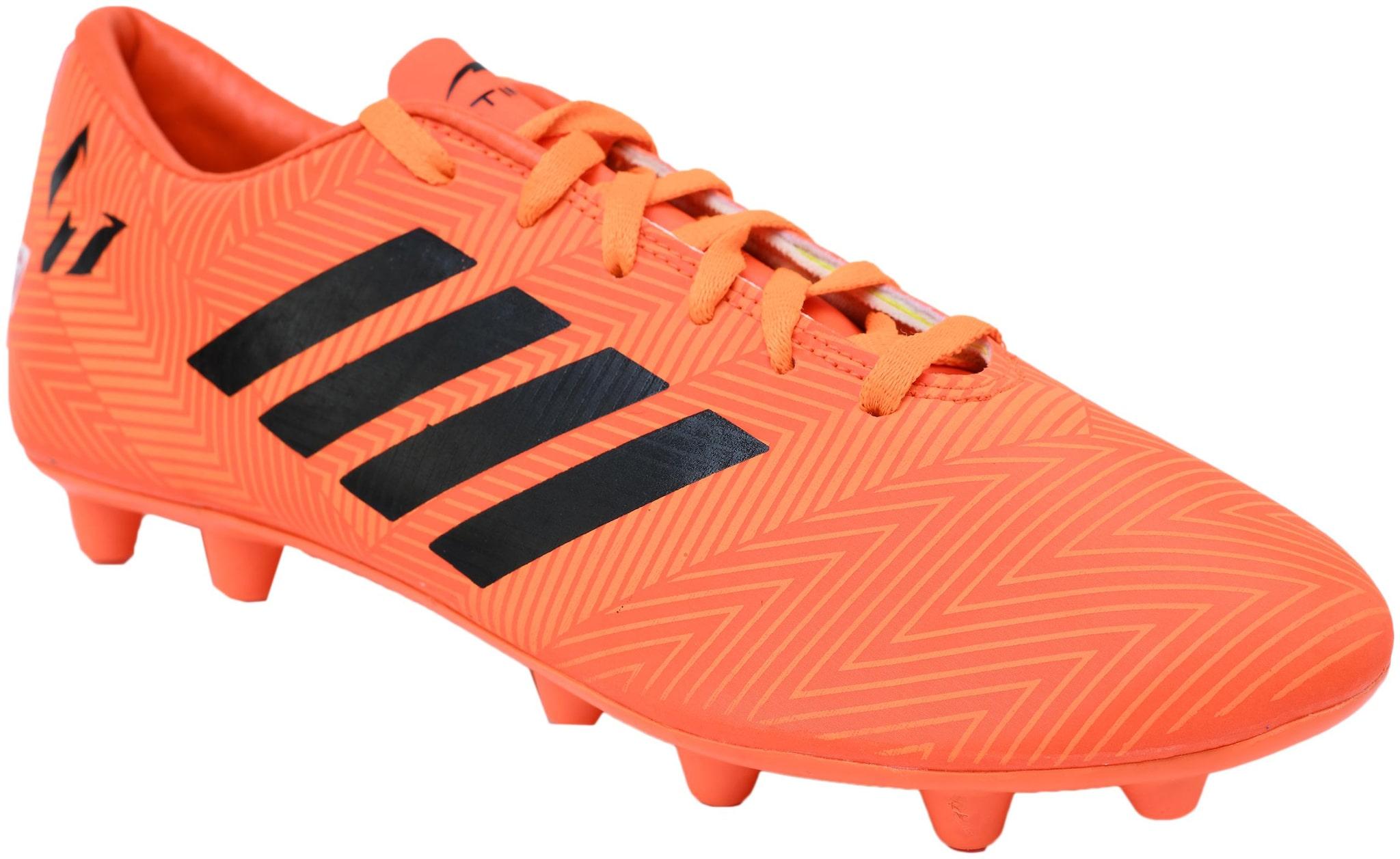 Winsome Deal Men Football Shoes   Orange
