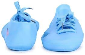 Women Solid Slip-On ( Blue )