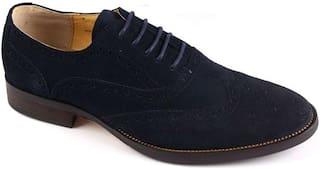 Wolven Men Black Casual Shoes - WOL5101L-1976-MLTYCLR